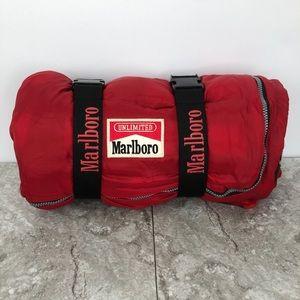 Marlboro Unlimited Flannel Sleeping Bag